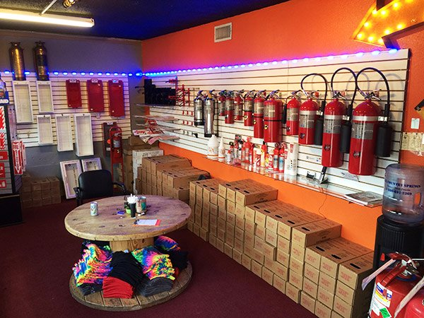 Call Longhorn Fire and Safety to buy Fire Equipment in Austin - Free Delivery