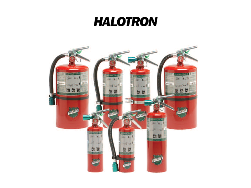 Halotron Fire Extinguisher for Sale - Austin, TX