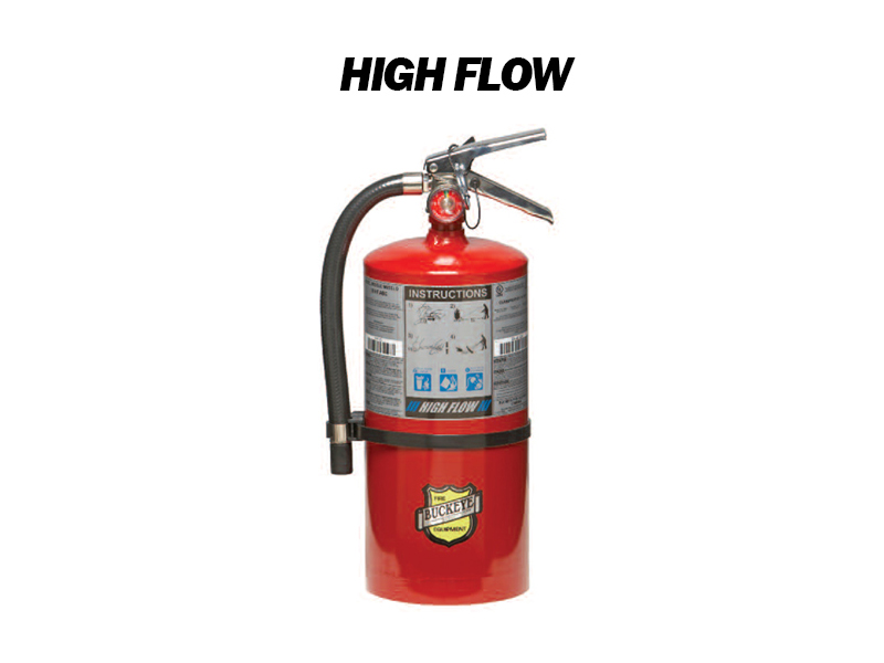 High Flow Fire Extinguishers for Sale - Austin, TX