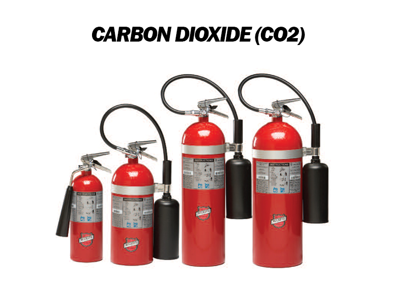 Carbon Dioxide (CO2) Fire Extinguisher for Sale - San Antonio, TX