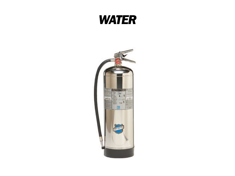Water Fire Extinguishers for Sale - San Antonio, TX